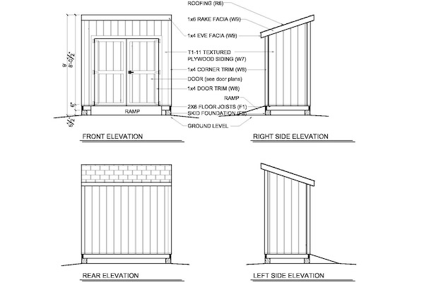 4 x 8 shed plans free   landscaping advice to make a sellable commercial property