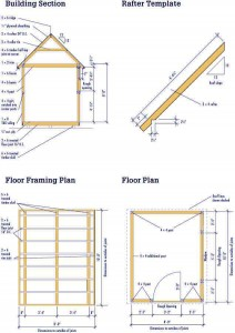8x10 Shed Plans Free : How A Superb Storage Shed Plans Can Help You