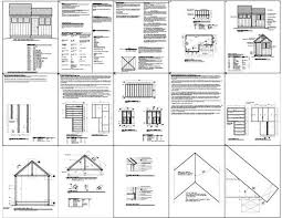 8×8 Shed Plans Free