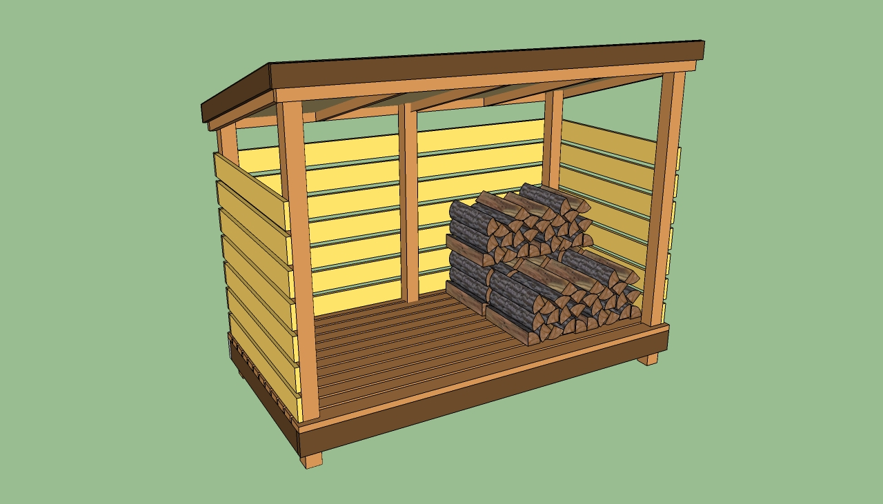 Firewood Shed Plans Storage Shed Plans Your Helpful