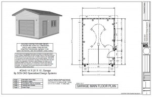 Free 14 X 20 Shed Plans