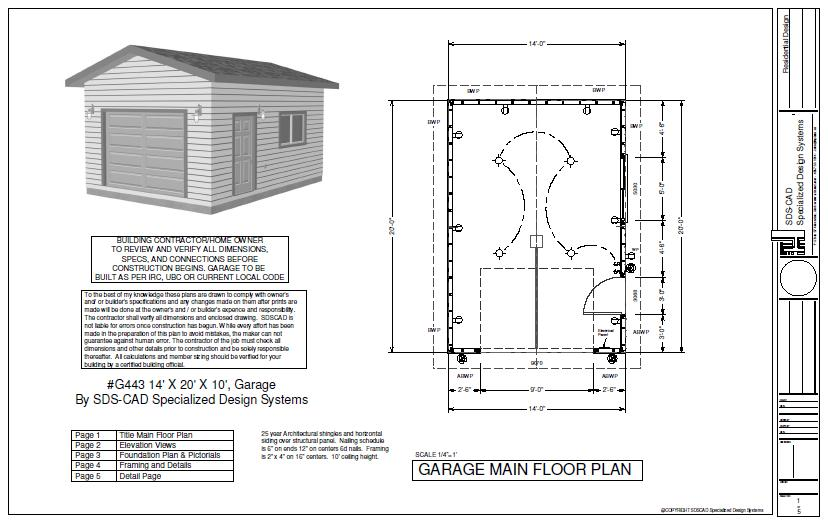 Free 14 X 20 Shed Plans : Rapidly Advice In 10×10 Shed Plans – Some