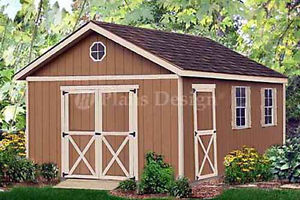 Free Shed Plans 14 X 32 : Uncover The Real Secrets Of Free Shed Plans