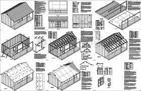 Free Shed Plans 14 X 36 : Wood Shed Plans-6 Planning Tips