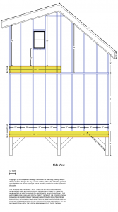 Free Shed Plans 14 X 36