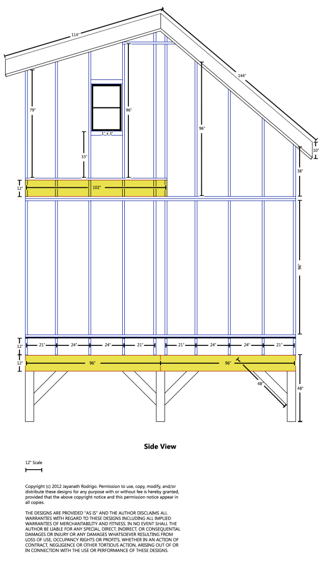 Summers How To Build A 20x30 Shed