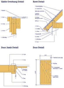Free Shed Plans 4×8