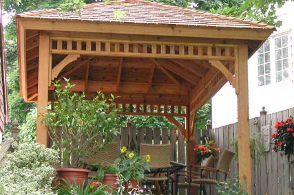 Plans Gazebo : The Best Way To Build A Lean To Shed-8 Basic But ...
