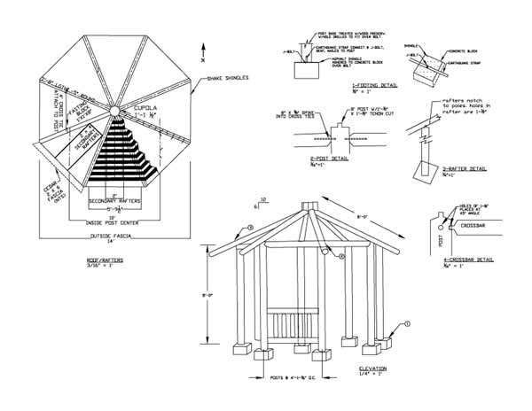Unique 25 Beautiful Gazebo Plans Woodworking Plans | Egorlin.com