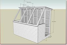 Potting shed plans garden storage shed plans shed for Potting shed plans diy blueprints