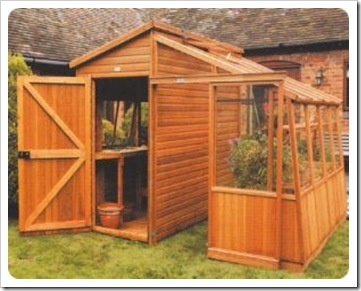 Potting Shed Plans : Garden Storage Shed Plans | Shed Plans Kits