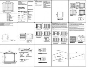 Shed Plans 10 X 10 Free : Buy Shed Plans Explore The Rewards Of Using Plans