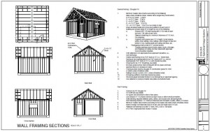 Shed Plans 10 X 20 Free : All About Barn Shed Plans