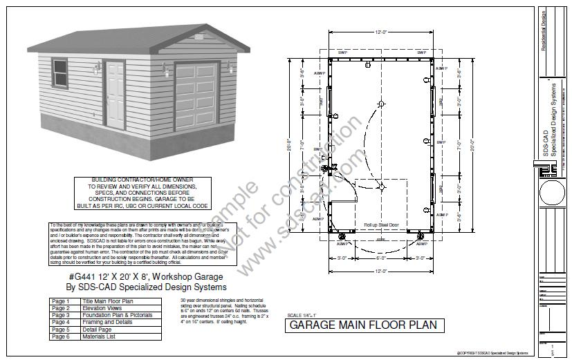 Loen Shed Looking For 20 X 20 Storage Shed Plans