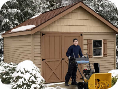 Shed Plans 12×16 : Build A Shed In A Weekfinish With My ...