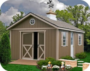 Shed Plans 12x16