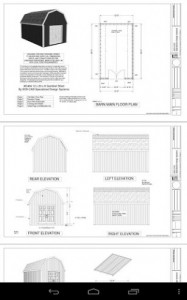 Shed Plans 12x32 : How A Good Storage Shed Plans Can Help You