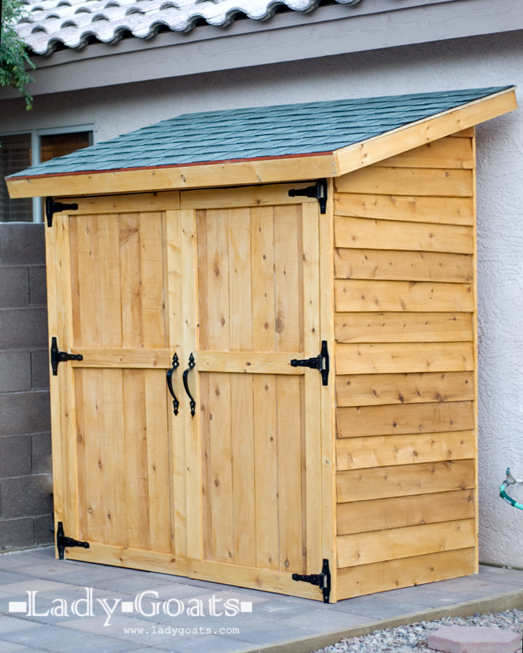 Free Simple Tool Shed Plans Plans DIY Free Download Simple ...