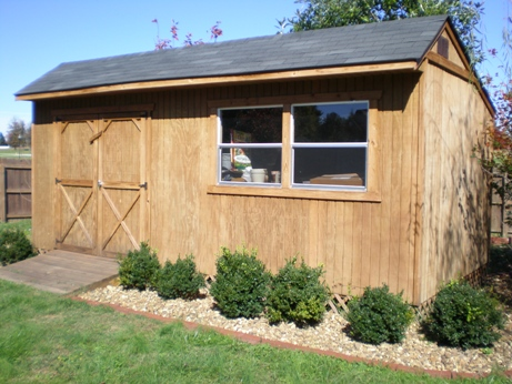Free Backyard Shed Plans : Hay Barn Plans – Address These ...