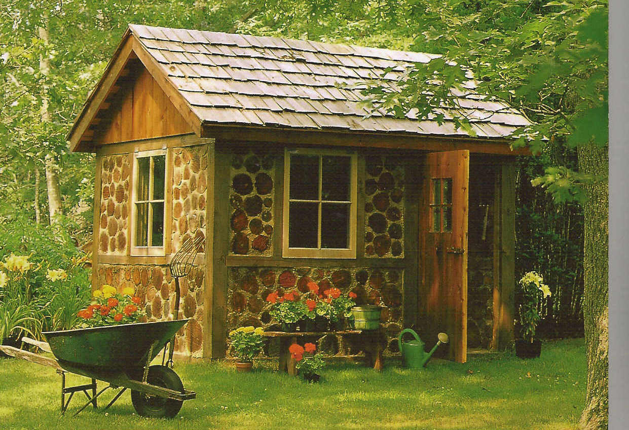 Unique Garden Shed : Storage Shed Building Basics Using ...